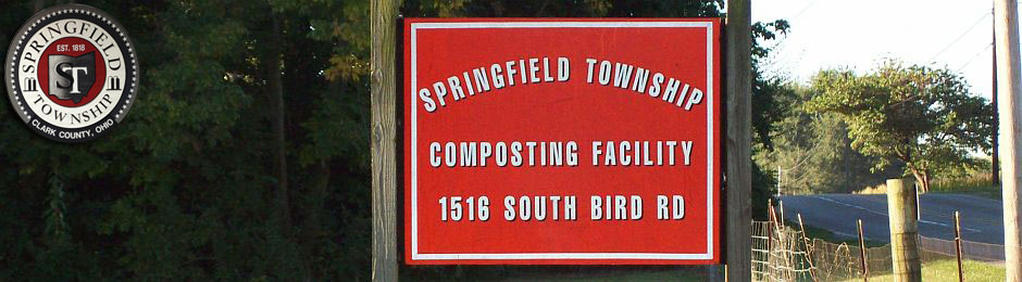 Home Page - Springfield Township, Clark County, Ohio