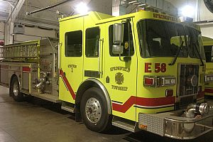 Springfield Township Engine 58