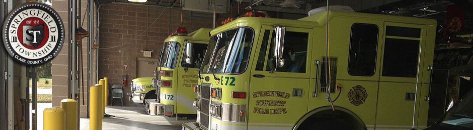 Fire / EMS Page - Springfield Township, Clark County, Ohio